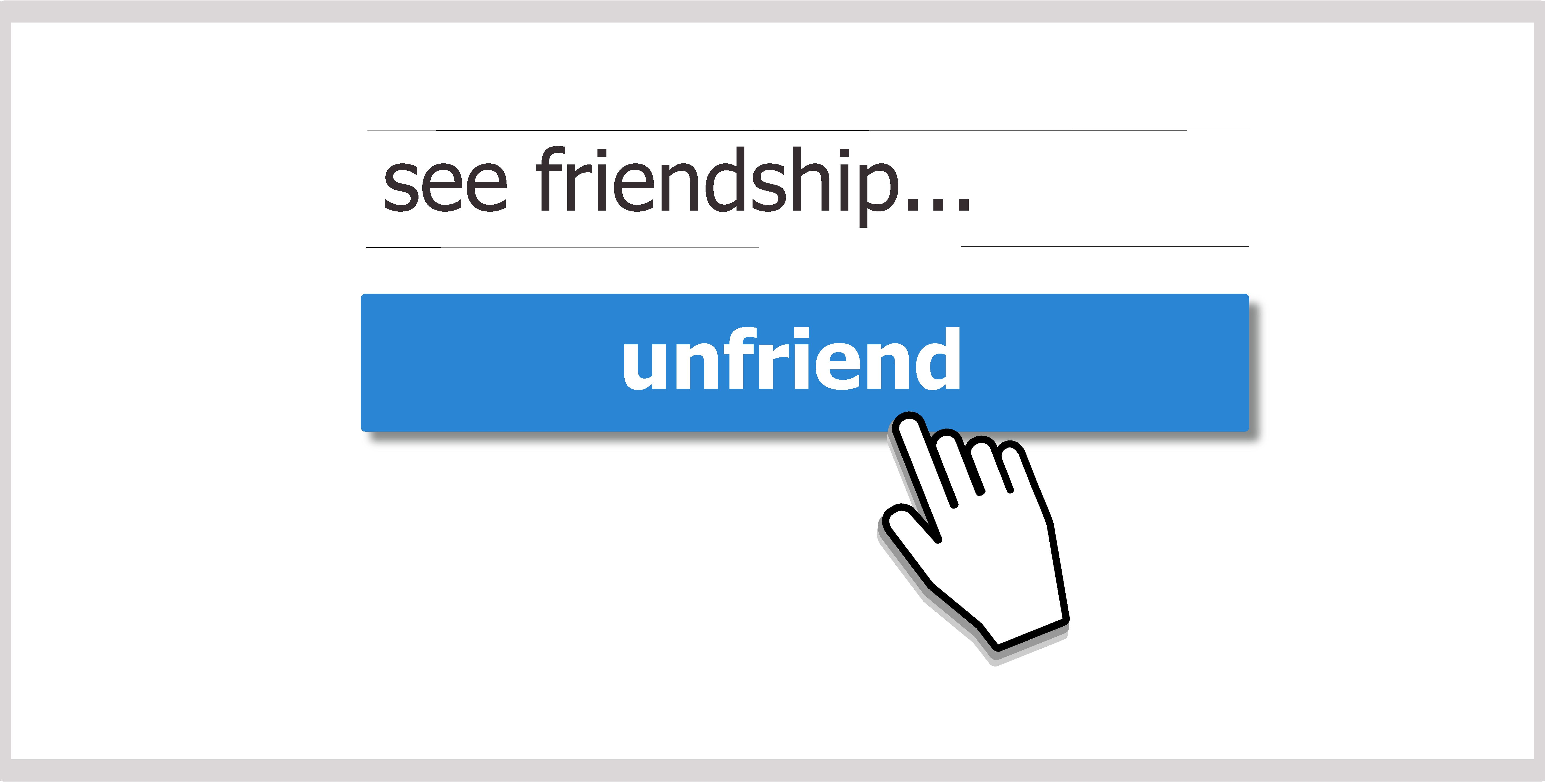 Oh Hey, Anxiety. You've Been Unfriended.